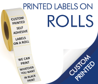 Printed Thermal Transfer Labels
