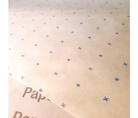 Dot Cross Pattern Paper