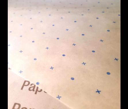 Spot & Cross Pattern Paper